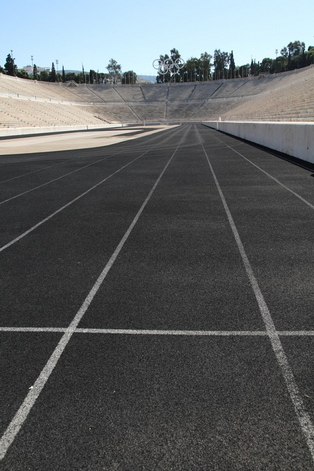 Olympiastadion in Athen