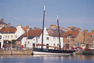 Anstruther Hafen