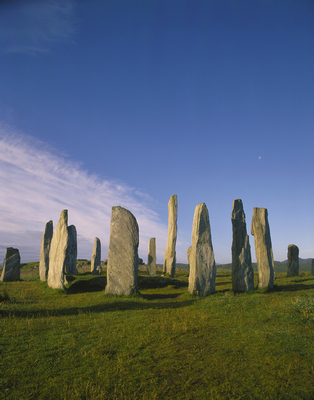 Callanish Menhire