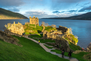 Loch Ness Uquhart Castle