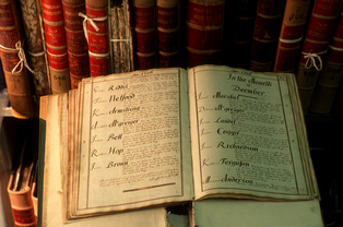 Kirchenregister