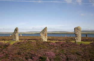 Ring of Brodgar Circle and Henge