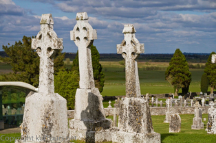 Kloster Clonmacnoise