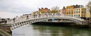 Dublin Ha´Penny Bridge